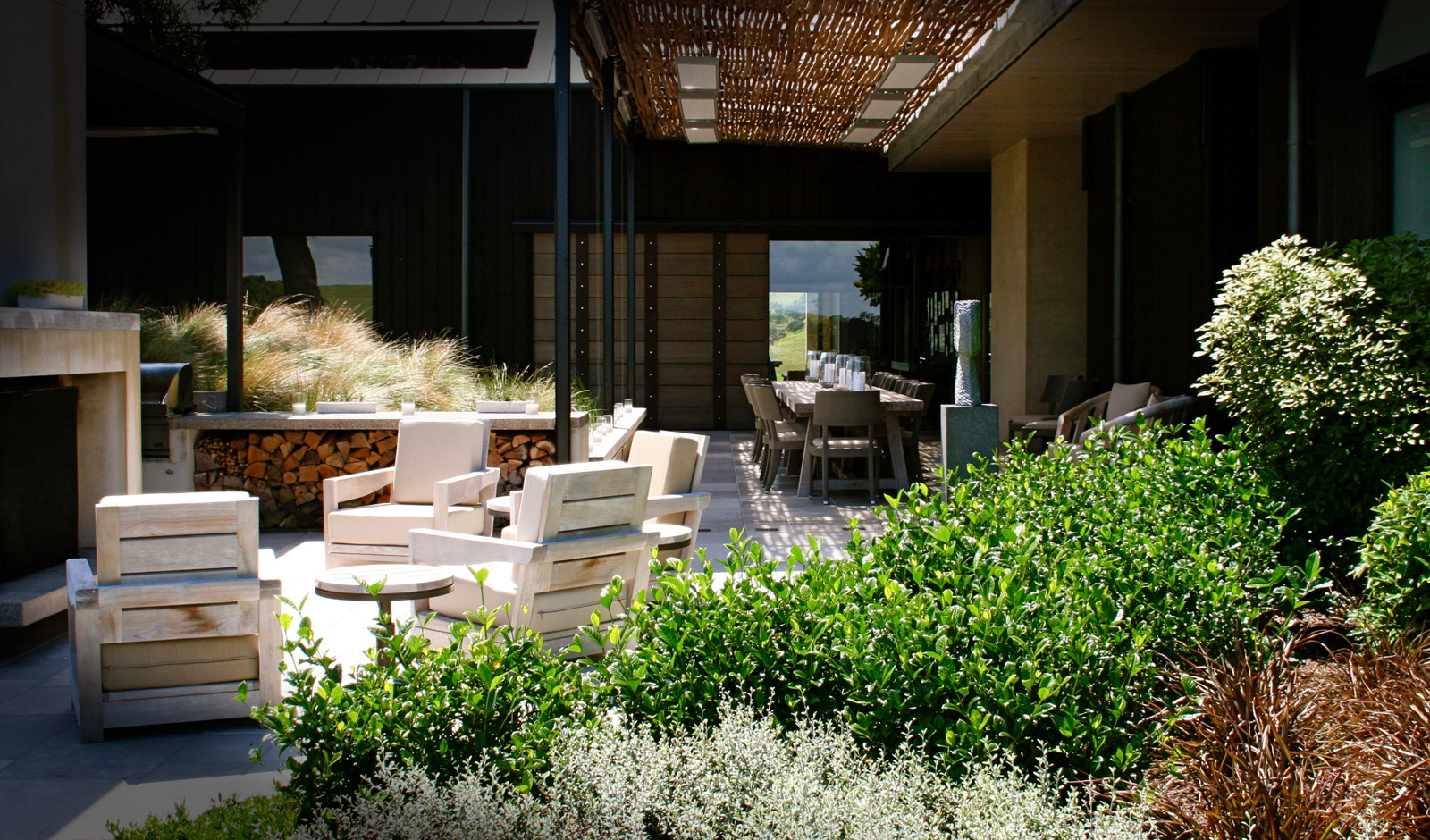 The Landing, Coopers Residence - Landscaping by Hawthorn Landscapes