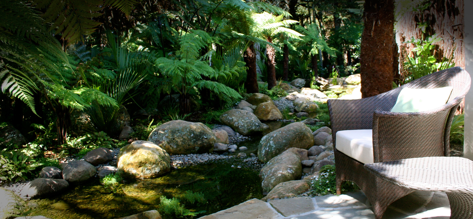 kauri cliffs spa landscaping by hawthorn landscapes kerikeri