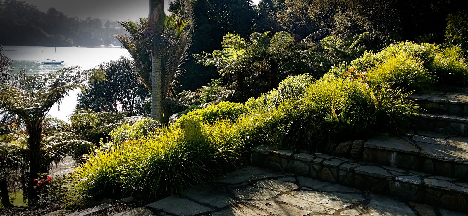 Te Wahapu – Coastal Garden