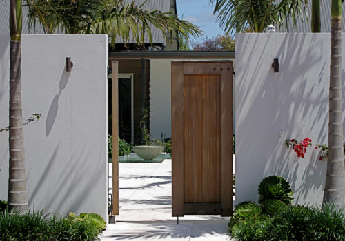 Landscaping by Hawthorn Landscape Architects