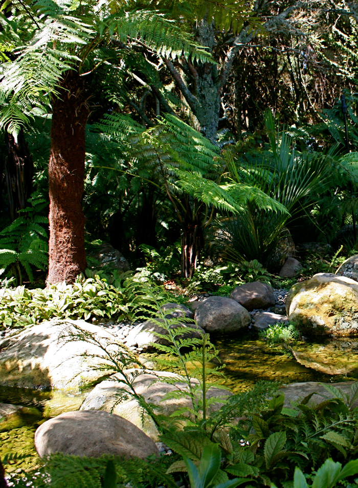 Landscaping by Hawthorn Landscape Architects, Kerikeri