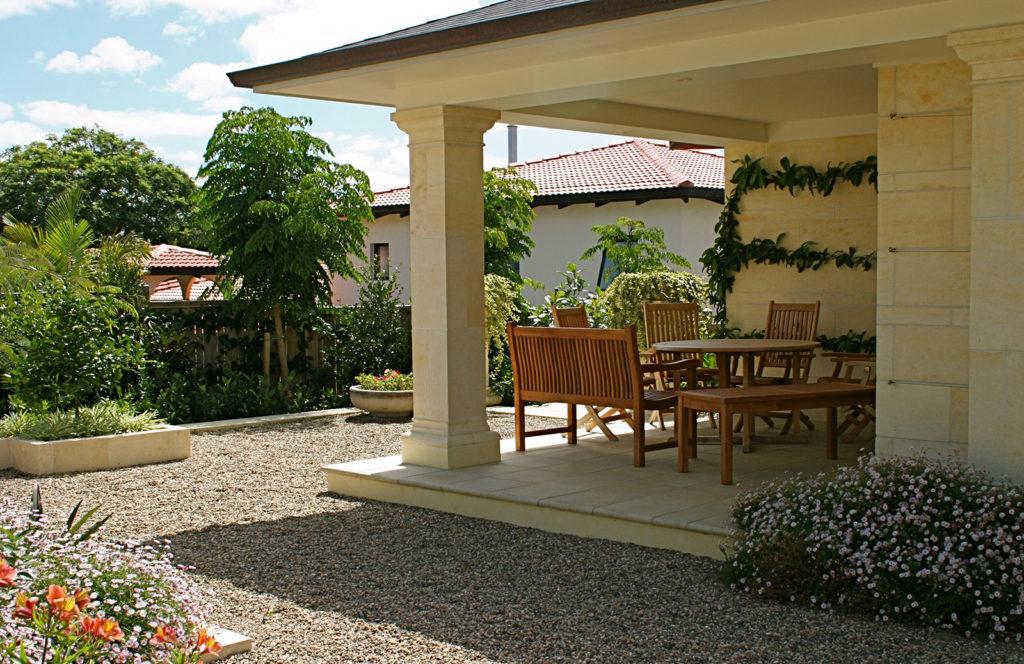 Garden design by Hawthorn Landscapes Kerikeri