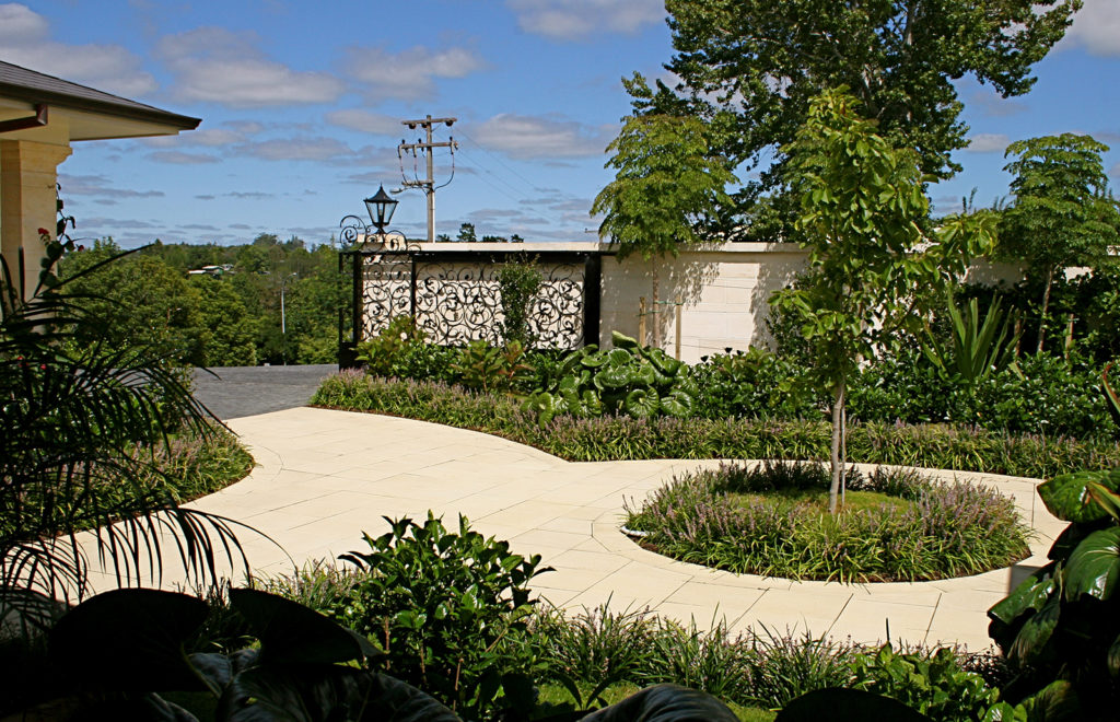 Landscaping services provided by Hawthorn Landscapes Kerikeri