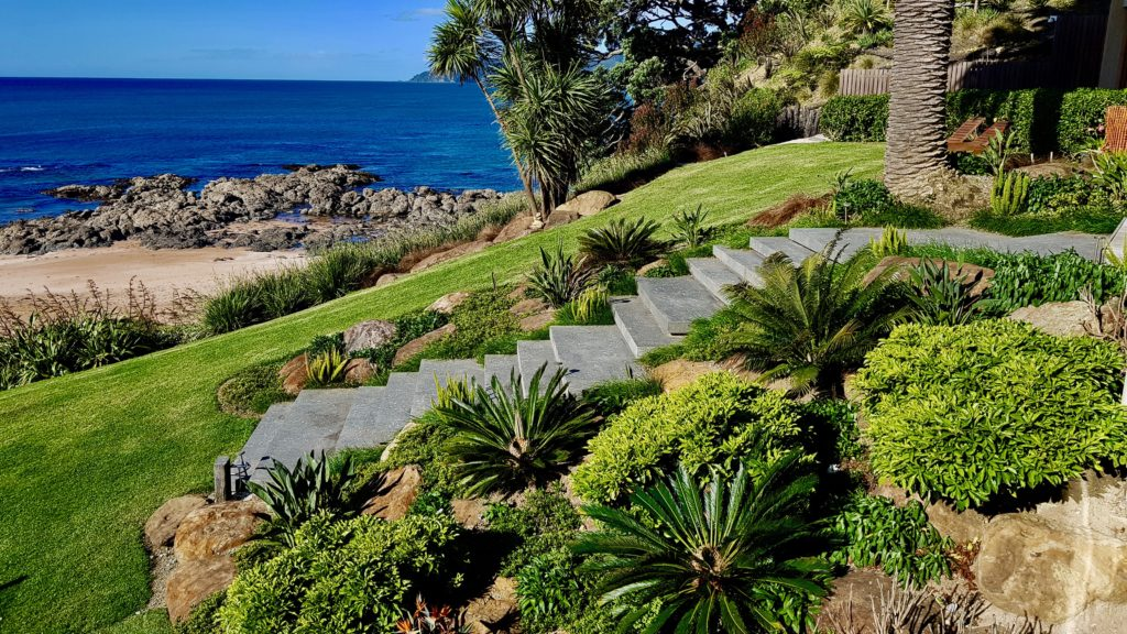 Hawthorn Landscape Architects, Landscape design Northland, Coopers Beach Garden