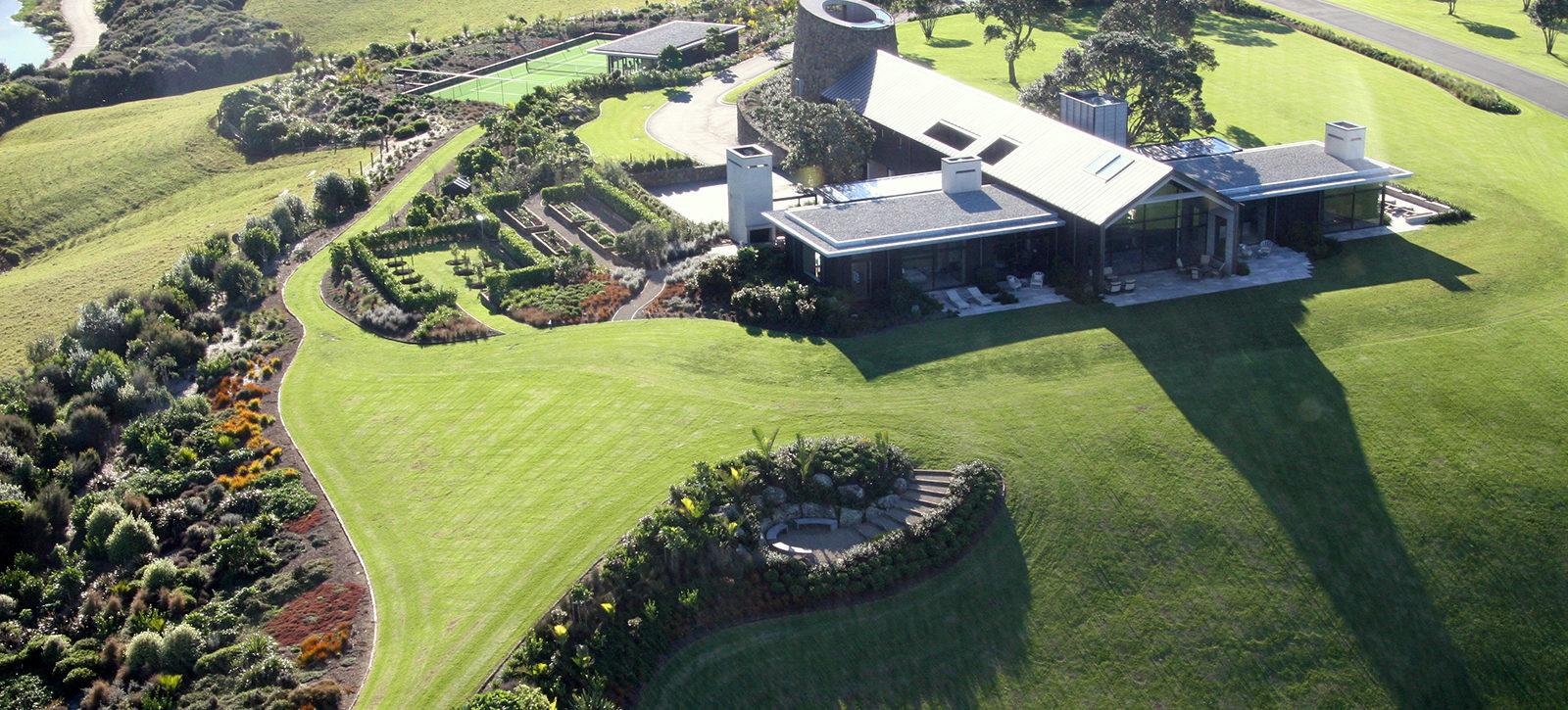 Hawthorn Landscape Architects design services
